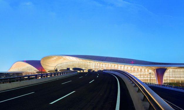 Aeroport sustenabil – Beijing Daxing