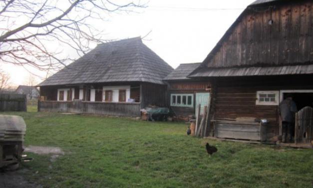 Soluţii actuale de abordare a peisajului rural construit în Bucovina