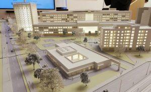 Planul Urbanistic Zonal pentru Spitalul Metropolitan este supus dezbaterii publice
