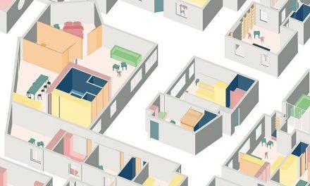 L'Atelier: locuințe urbane mici
