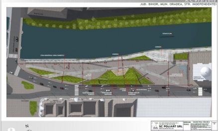 Concurs internaţional de proiecte arhitecturale pentru amenajarea unei zone centrale a municipiului Oradea