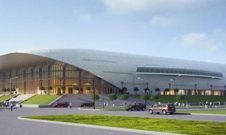 Constanța va avea peste doi ani o Sală Polivalentă cu 5.000 de locuri