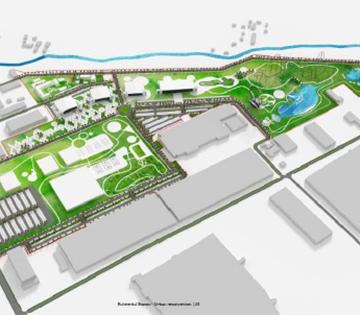 Proiect de regenerare urbană, pregătit de Primăria Braşov pentru a transforma  fosta platformă industrială în zonă de agrement