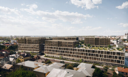 La Iași au demarat lucrările de construcție a Palas Campus, una dintre cele mai mari clădiri de birouri din România