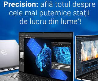 Investiția optimă pentru un arhitect: noile serii Precision de la Dell Technologies