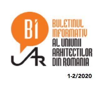 A apărut noul număr al Buletinului Informativ UAR pe 2020