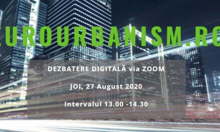 Previziunile din domeniul construcțiilor și al proiectării în perioada 2020-2021 – Dezbatere digitală EuroUrbanism