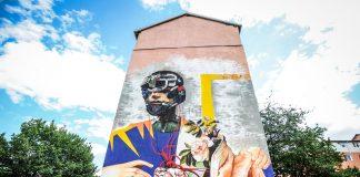 Artişti din trei ţări vor realiza picturi murale pe zidurile din Sibiu