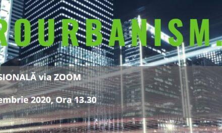 Ultimele ore de înscriere la Dezbaterea profesională EuroUrbanism dedicată Procesului integrat de proiectare a construcțiilor sustenabile