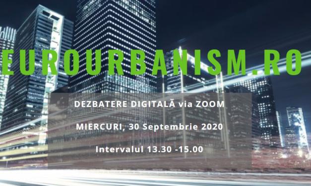 Procesul integrat de proiectare a constructiilor sustenabile – Dezbatere digitală EuroUrbanism