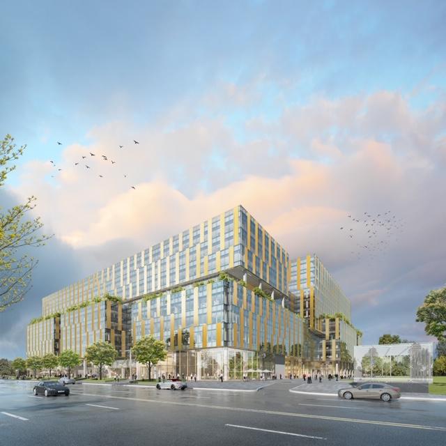 One United Properties – ridicare de capital de 25 de milioane de euro pentru One Cotroceni Park,  cel mai mare proiect de regenerare urbană din București