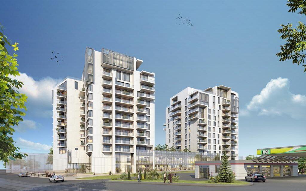One Herăstrău Towers – noua poartă de intrare în cartierul Herăstrău, cu un concept boutique commercial & office