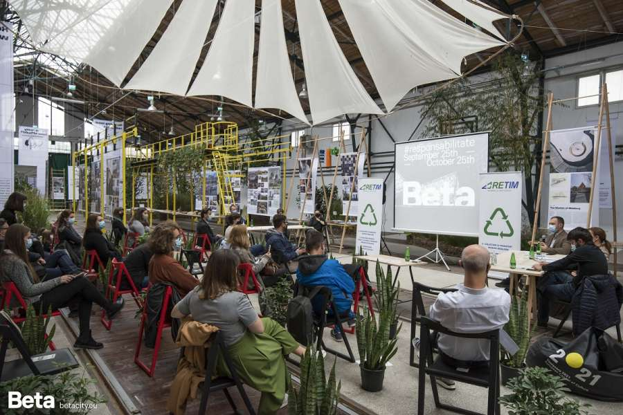 Bienala timisoreana de arhitectura – Beta 2020 isi continua seria de evenimente programate, atat online, cat si fizic