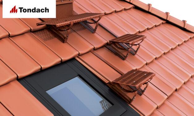 Primul pas în renovarea sau construcția acoperișului ceramic Tondach!