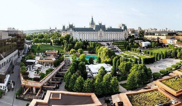 Ansamblul mixt Palas Iași, singurul proiect certificat LEED® Neighborhood Development din Europa Centrală și de Est
