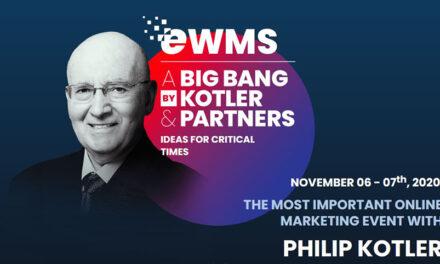 World Marketing Summit 2020: 80 de lideri in domeniu, 48 de ore de prezentări online