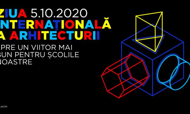 """OAR a marcat Ziua Mondială a Arhitecturii printr-o colecție de propuneri ale arhitecților români pe tema """"Către un viitor mai bun pentru școli"""""""