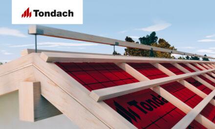 Al treilea pas în renovarea sau construcția acoperișului cu țiglă ceramică TONDACH!