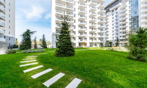 Impact Developer & Contractor investește 500.000 de euro în spațiile verzi din ansamblul rezidențial Luxuria Residence