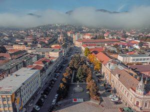 Centrul vechi al municipiului Deva va fi reabilitat cu finanţare europeană