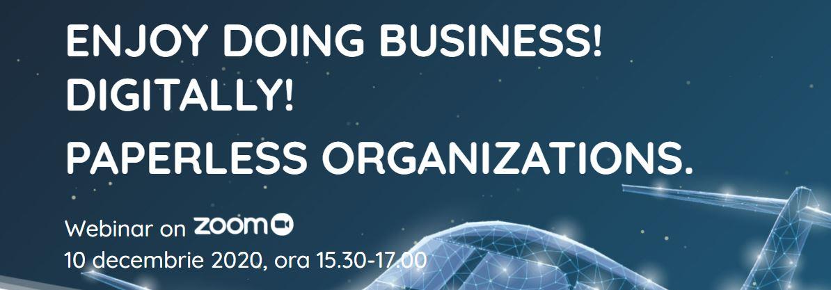 DigitalizareaorganizațiilorafosttemaunuiwebinarorganizatdeplatformaGlobalManager.roșiWing Leading Edge