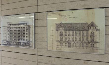 """Biblioteca Naţională a  României găzduiește expoziţia """"Bucureştiul Istoric – mix, desen, stil, arhivă"""""""