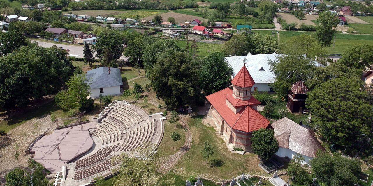 """Fonduri europene pentru reabilitarea Memorialului Ipotești – Centrul Național de Studii """"Mihai Eminescu"""""""