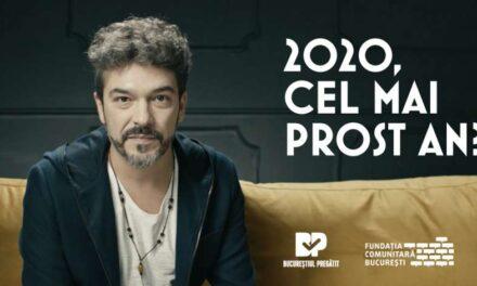 Bucureștiul Pregătit – Campanie de informare și strângere de fonduri pentru pregătirea orașului de un viitor cutremur