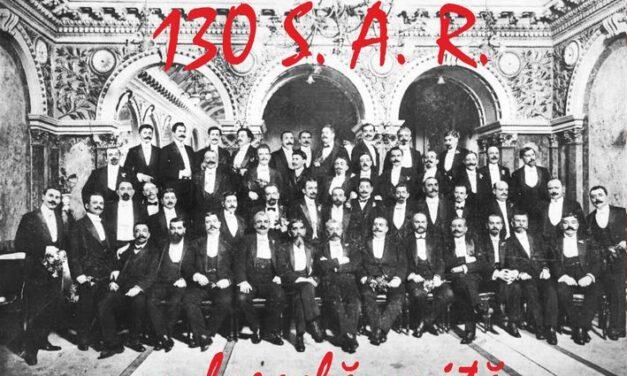 130 ani de la înființarea Societății Arhitecților Români