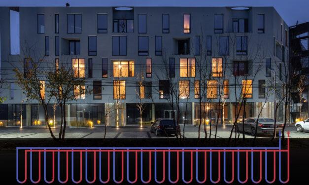 LOFT Green Apartments va reprezenta România la concursul Uniunii Europene 2022 – Arhitectură Contemporană