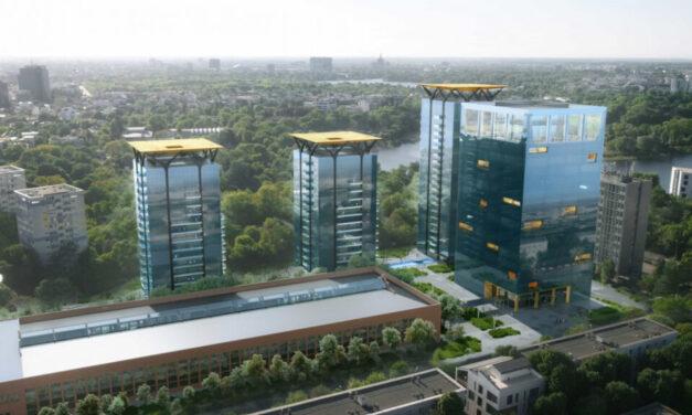 Bucureştiul are în derulare investiţii imobiliare de peste 3,5 miliarde de euro, cu livrare până în 2023