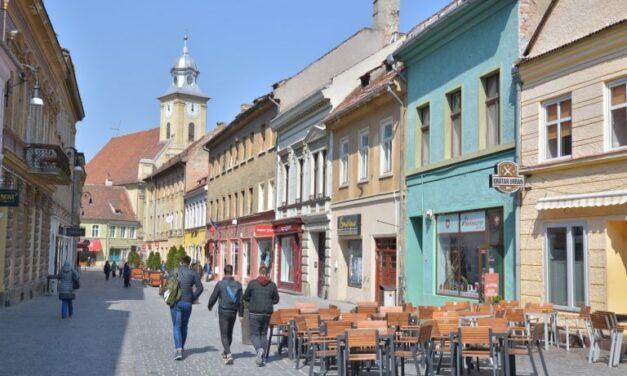 Primarul Brașovului vrea înființarea unei fundații a municipalității pentru reabilitarea clădirilor monumente istorice