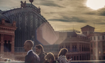 Gara Madrid Atocha, un reper arhitectural în Anul European al Căilor Ferate 2021
