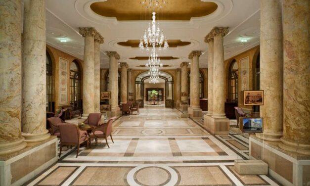 Athénée Palace Hilton – Arhitectura unui simbol al Micului Paris