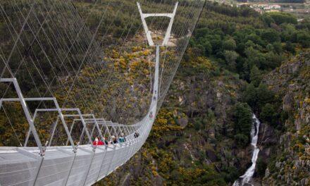 516 Arouca, cel mai lung pod suspendat din lume