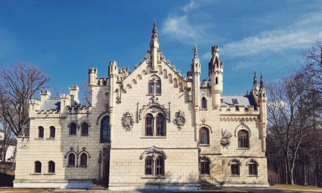 Primii pași concreți în reabilitarea Castelului Sturdza de la Miclăușeni