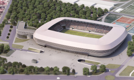Oradea – Investiție de anvergură într-un pol sportiv și de agrement, integrat