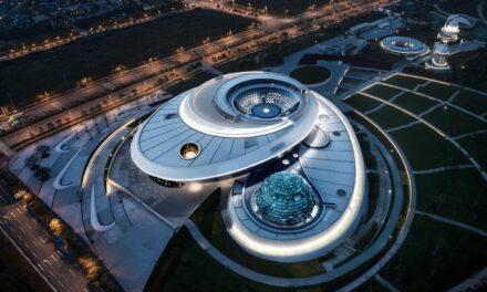 Noul Muzeu de Astronomie din Shanghai: Misiune instituțională integrată în arhitectură