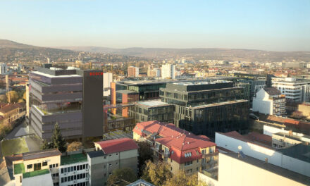 Bosch a anunțat deschiderea șantierului pentru o nouă clădire de birouri la Cluj