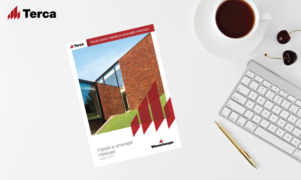 Lansare Catalog Terca 2021: Soluții pentru fațadă și amenajări interioare