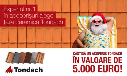 O nouă campanie Tondach, brandul Wienerberger pentru țiglă ceramică