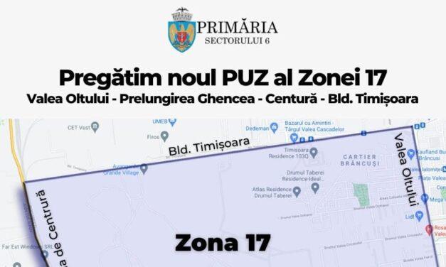 Primarul sectorului 6 anunță începerea lucrului la primul Plan de Urbanism Zonal