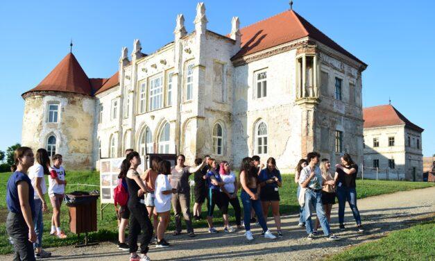 Tabere de educație în domeniul protecției patrimoniului construit la Castelul Bánffy din Bonțida