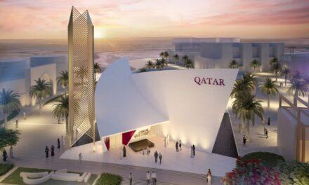 Santiago Calatrava a dezvăluit designul Pavilionului Qatar la Expo 2020 Dubai