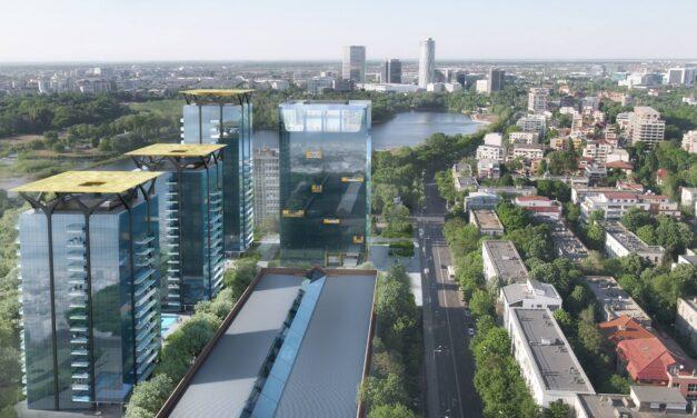 One Tower este prima clădire de birouri din Romania care obține certificarea LEED Platinum Building Design and Construction
