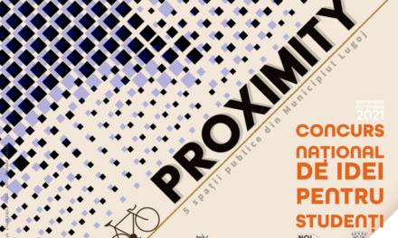 Proximity – Concurs național de idei în Lugoj