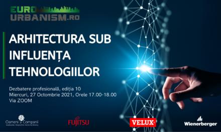 Arhitectura sub influența tehnologiilor – tema întâlnirii Comunității EuroUrbanism din luna octombrie