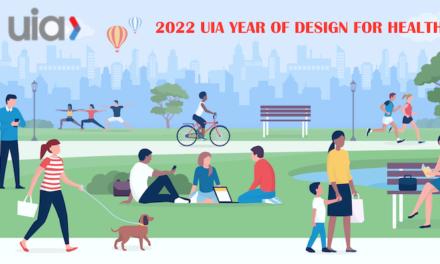 Concurs logo: 2022 – Anul UIA al Arhitecturii pentru Sănătate