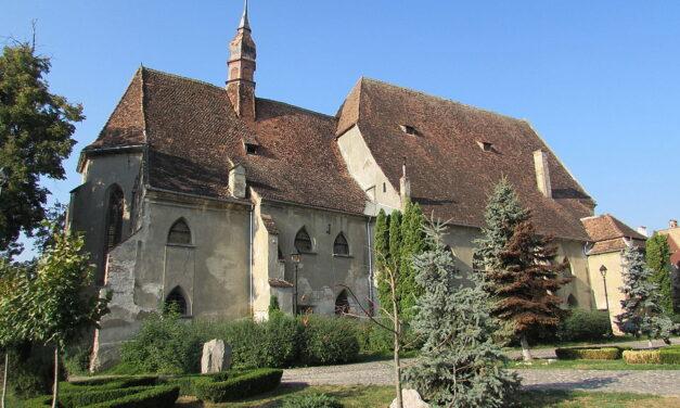 Biserica Mănăstirii din Sighișoara, o provocare pentru restauratori