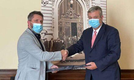 Protocol de colaborare între Camera bucureșteană și Ordinul Arhitecților România
